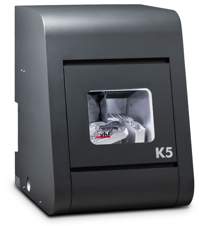 Masina de frezat VHF Impression K5