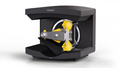 E4 3D Scanner