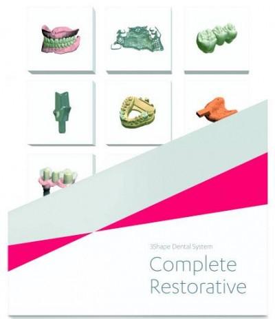 Dental System Complete Restorative Stand-Alone